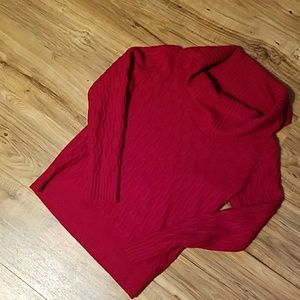 Sweaters - 💝Free With Any Purchase Red sweater